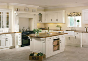 Gm Fitted Kitchen Range